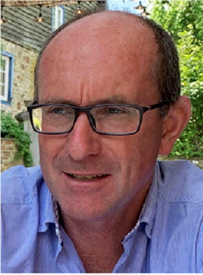 Slachtoffer Frank Goes (54) stierf in september.