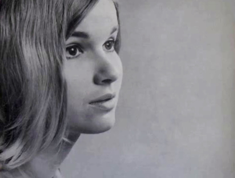 Martine Bijl, hier in 1966. Beeld -