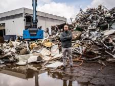 Van Houtum Recycling laat zich niet wegjagen door oprukkende woningbouw. 'Wij voelen ons belazerd'