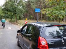 Tractorsluizen op grens met België blijven nog zeker halfjaar langer liggen