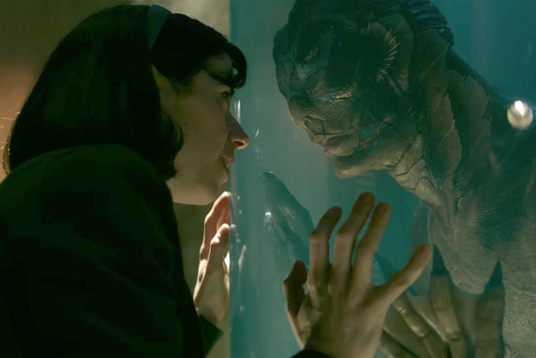 The Shape of Water is een genot voor ogen en oren. Beeld rv