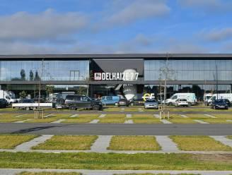 """Nieuwe AD Delhaize op Tyberpark klaar voor opening: """"1.500 vierkante meter winkelplezier met alle modernste materialen"""""""