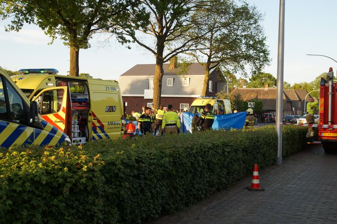 Ernstig ongeluk met twee motorrijders in Drunen