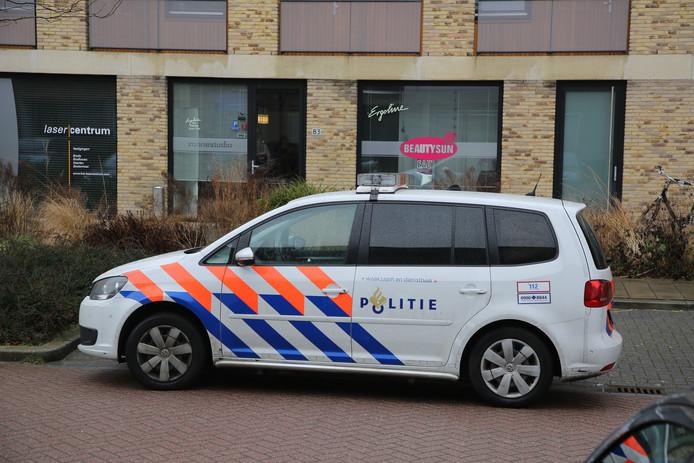 De dader meldde zich bij de politie na een overval in Zoetermeer.