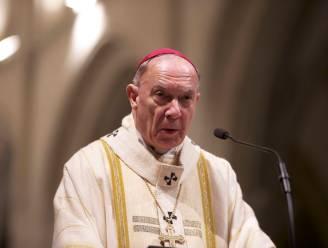 """Aartsbisschop Léonard herdenkt tijdens paasmis """"drama"""" van de abortuswet"""