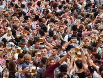 Meer dan 7 miljoen liter bier gedronken tijdens Oktoberfest in München
