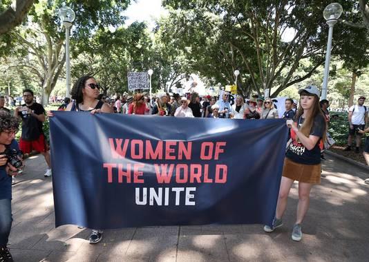 In Australië en Nieuw-Zeeland zijn de eerste marsen al van start gegaan