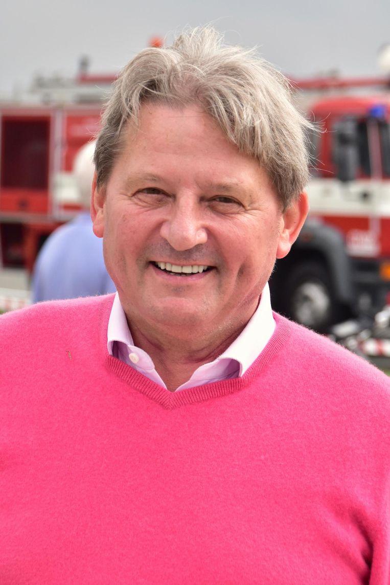 Passagier Guy Debaere (69) uit Rekkem.