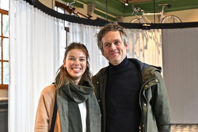 Miriam Vandenbulcke en Stijn Goddeeris.