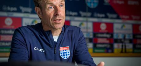 PEC-tussenpaus Bert Konterman voelt zich meer hoofdtrainer en keert terug naar de KNVB