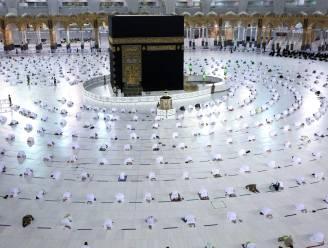 """Immune"" bedevaarders luiden in Mekka begin ramadan in"