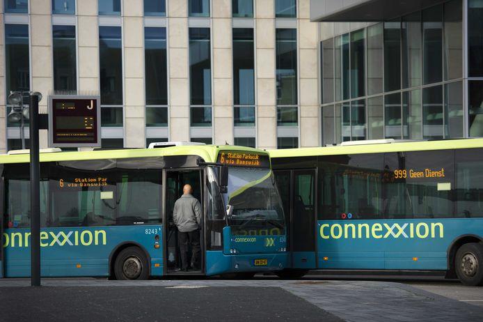 Personeel van de regionale vervoerders: Arriva, Connexxion, Qbuzz, Keolis en EBS gaan donderdag staken.