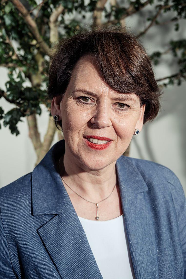 Christa Wiertz. Beeld Jakob van Vliet