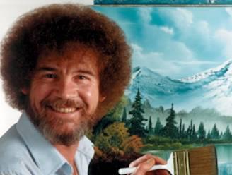 """""""Vrolijke wolkjes schilderen, daar word je zen van"""": Bob Ross inspireert 26 jaar na z'n dood meer hobbyschilders dan ooit"""