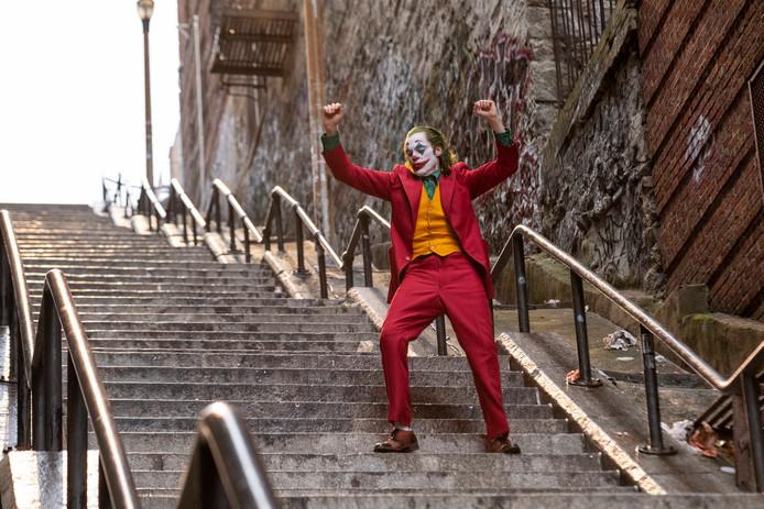 Joaquin Phoenix als Joker.