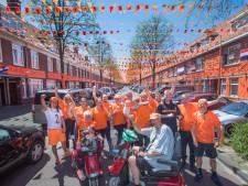 De leeuw is los en straten kleuren oranje: '30 kilometer vlaggetjes, dit is je trots'