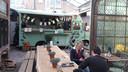 De enige foodtruck in de Foodhall Arnhem.