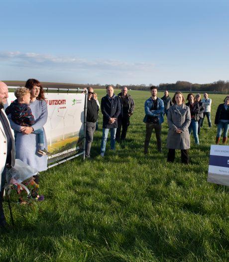 Veenendaal protesteert tegen windmolens: inwoners én gemeentebestuur trekken samen op