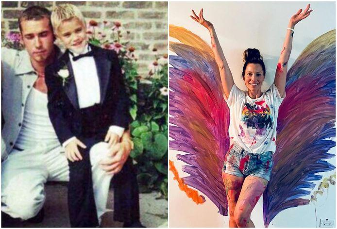Justin Bieber en Jessica Biel