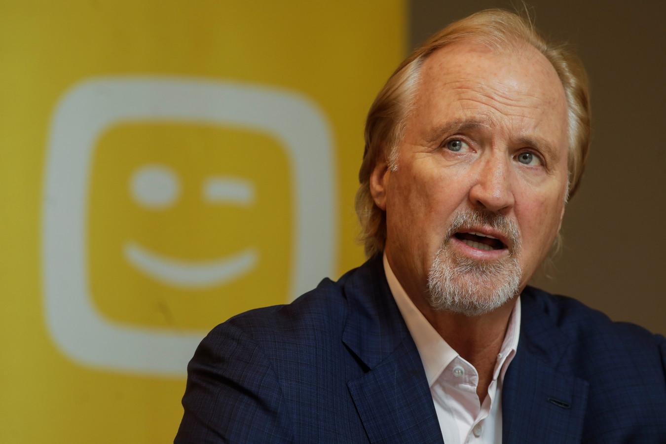 Telenet-topman John Porter zei eerder dat Ericsson en Nokia achterlopen op de Chinezen en duurder zijn.