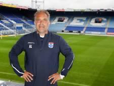 PEC-trainer Art Langeler voert tegen Willem II eerste wijzigingen door. 'Maar systeem blijft hetzelfde'