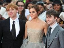 Watson en Rowling in tranen tijdens wereldpremière laatste Harry Potter-film
