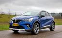 De vernieuwde Renault Captur scoort met z'n goede uitrusting, comfort en ruimte.