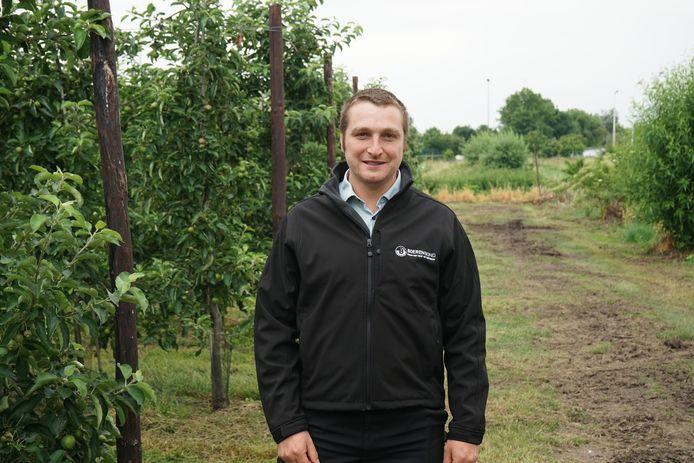 """Matthias Vercauteren van Boerenbond Waas en Dender: """"Dit nieuws is een opluchting voor de vele land- en tuinbouwers uit de regio"""""""