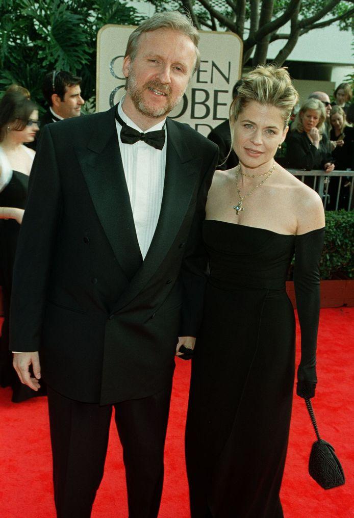 """Actrice Linda Hamilton zat naar eigen zeggen in """"een verschrikkelijk huwelijk, op alle vlakken""""."""