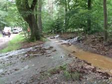 Veel overlast door waterleidingbreuk in Nijverdal
