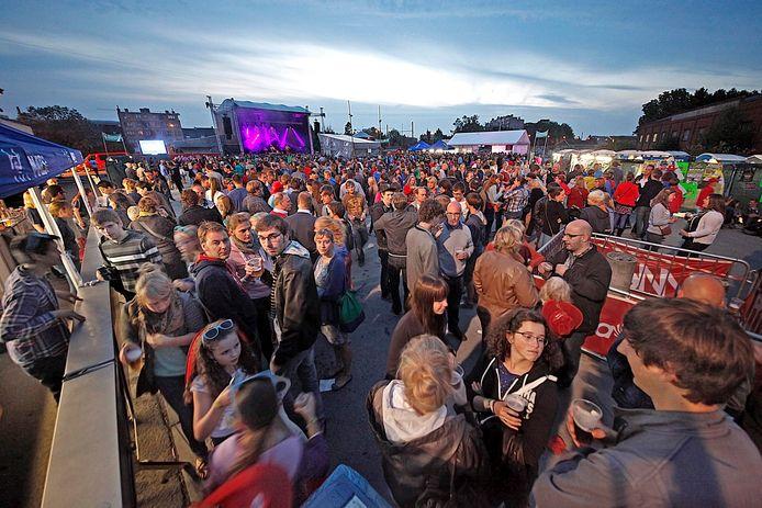 Een archiefbeeld van een eerdere editie van TRAX Festival.