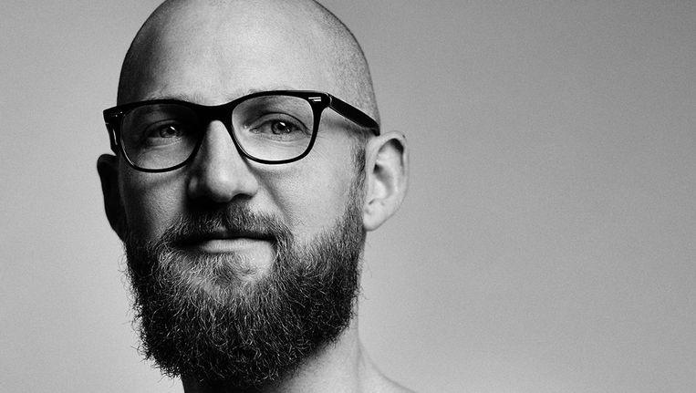 Wiebe van den Ende, regisseur vertoont VR-film op alternatief festival SXSW in Texas. Beeld RVDA