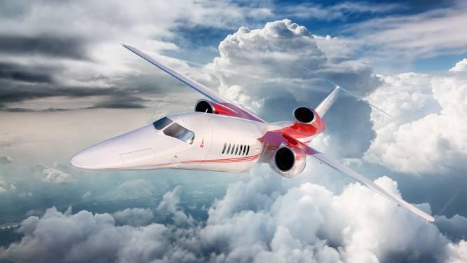 Door Boeing gesteunde supersonische zakenjet komt er niet