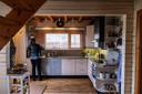 De keuken.