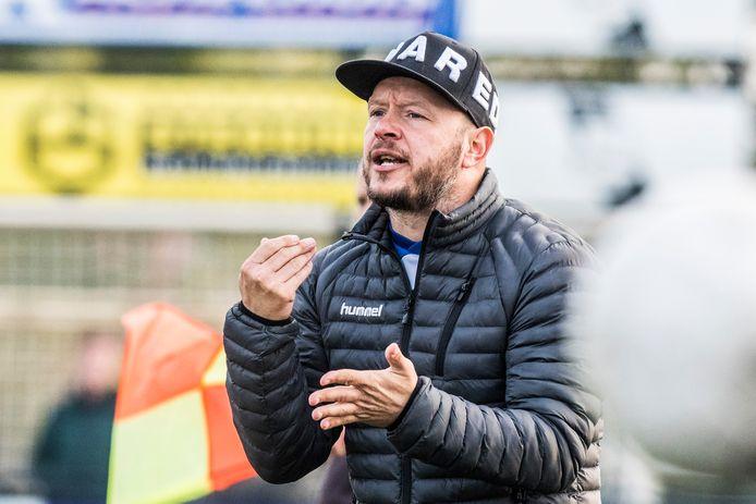 Wesley Sanders begint komend seizoen aan z'n zesde jaar bij het zondagteam van Eilermark.