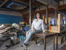 Estrella tovert oud restaurant om tot huiskamer van Neede
