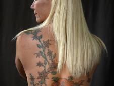 Janet heeft één speciale tattoo. 'Die heb ik laten zetten na het overlijden van mijn vader'