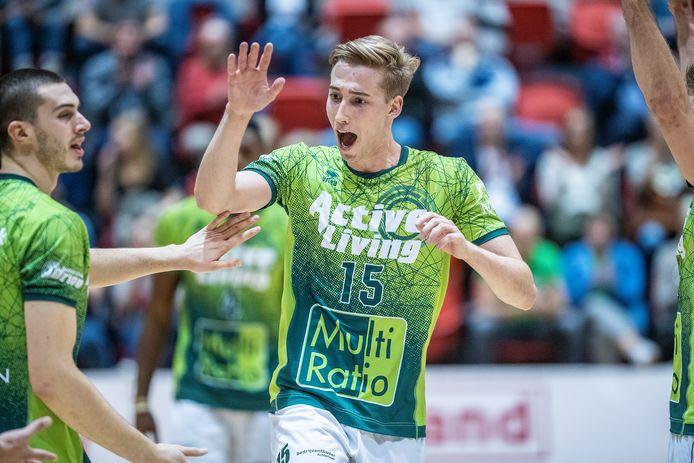 JV 26102019 Doetinchem Orion SSS volleybal Orion wint / Foto : Jan Ruland van den Brink