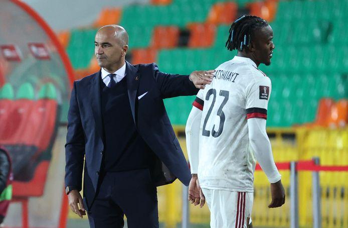 Peu d'enseigements à tirer du déplacement à Kazan, mais trois points de plus dans la besace pour Roberto Martinez et les Diables Rouges.