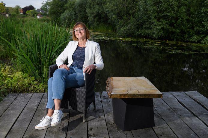 Alice Olde Reuver of Briel heeft 12 jaar raadswerk gedaan en keert volgende raadsperiode niet terug in de gemeenteraad.