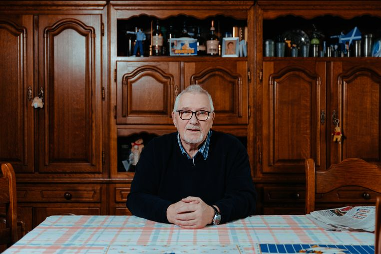Rudy De Jonghe (69). Beeld Damon De Backer