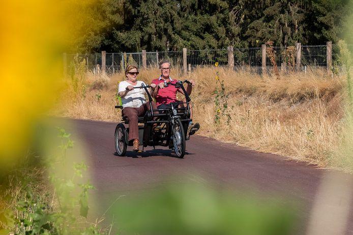 ZorgSaam kan dankzij de gemeente een elektische duofiets aanschaffen (foto ter ullustratie).