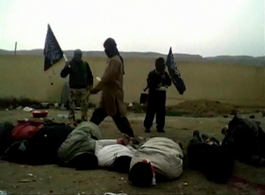 Leden van Jabhad al-Nusra (foto ter illustratie).