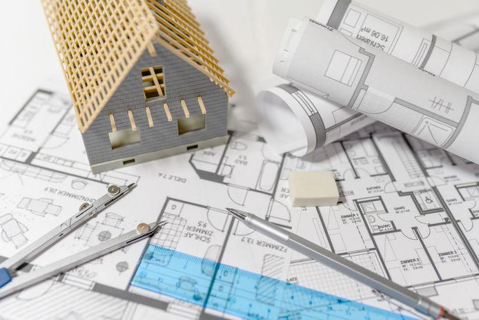 Woningbouwplannen lopen stuk op het stikstofprobleem dat recent is aangekaart.