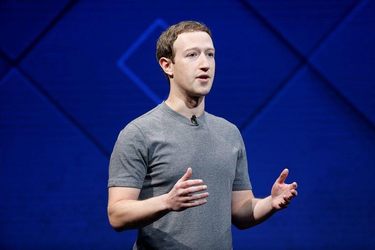 Zuckerberg erkent dat Facebook kampt met problemen als fake news en haatboodschappen.