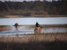 Motorcrossers scheuren dwars door ven tijdens broedseizoen: 'Ze vernielen de nesten'