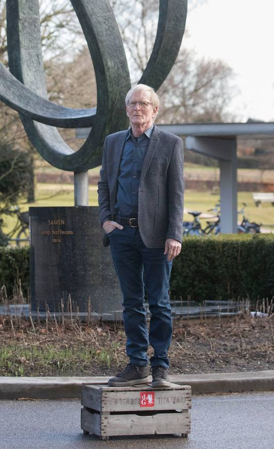 Gert Jan Koster van GemeenteBelangen