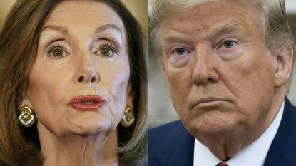 """Nancy Pelosi: """"Afzettingsprocedure tegen Trump moet waterdicht zijn"""""""
