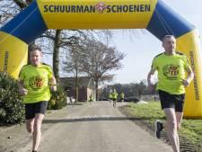Marathon van Nutter is voor OLC-lopers een lichtje aan het einde van de donkere coronatunnel