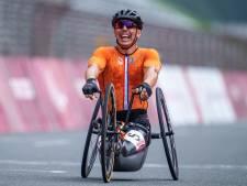 Handbikers Jetze Plat en Tim de Vries slagen in hun paralympische missie